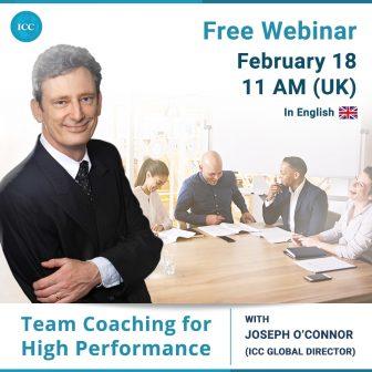 Webinar Gratis: Team Coaching for High Performance