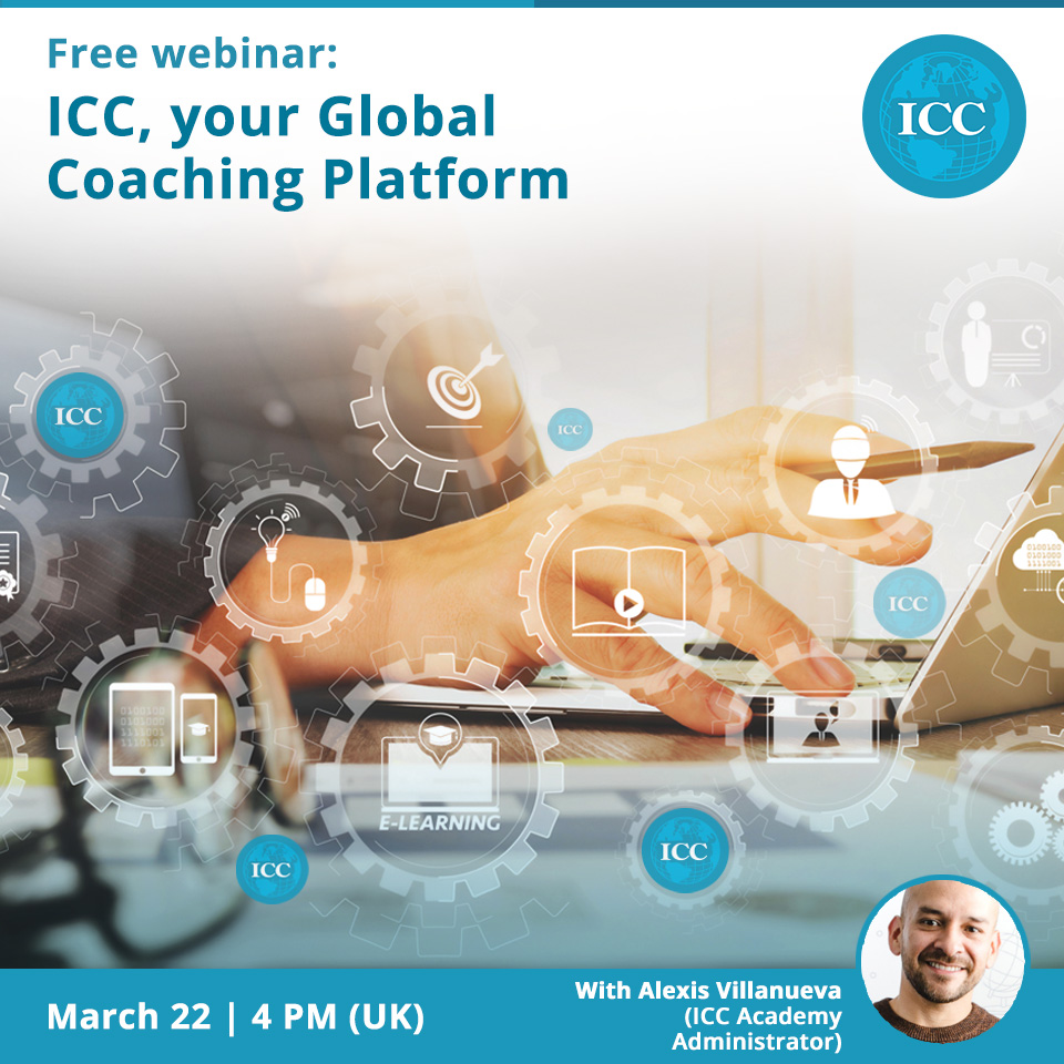 Free Webinar: ICC, your Global Coaching Platform