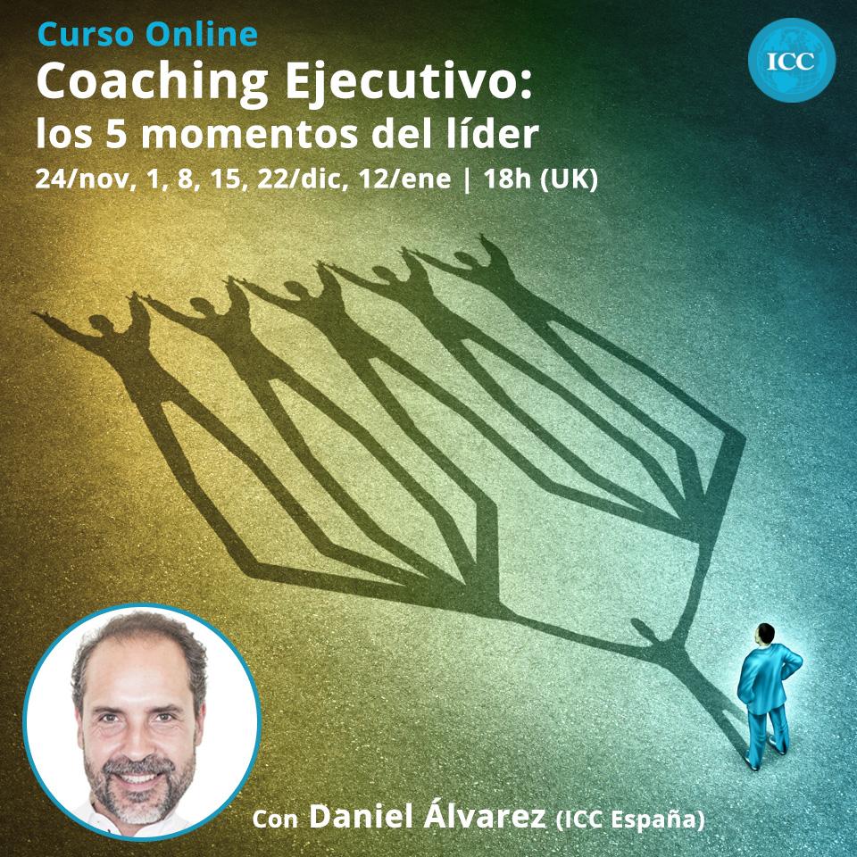 Curso Online - Coaching Ejecutivo: los 5 momentos del líder