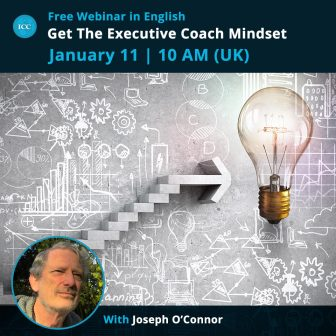 Webinar Gratis: Get the Executive Coach Mindset