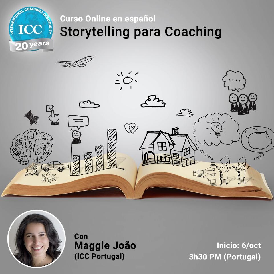 Curso Online: Storytelling para Coaching