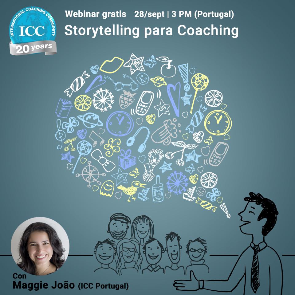 Webinar gratis: Storytelling para Coaching